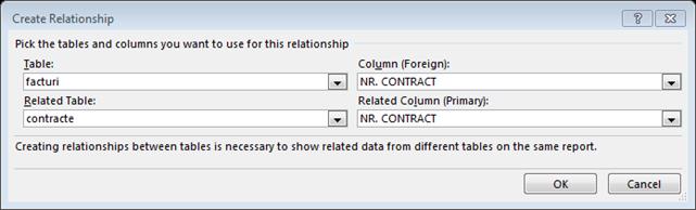 Power BI_Create realationship_Microsoft Excel 2013